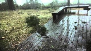 Traverse City area Wild Storm,(Lake Skegamog)