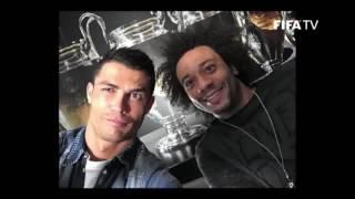 Marcelo & Cristiano Ronaldo - some moments 2016