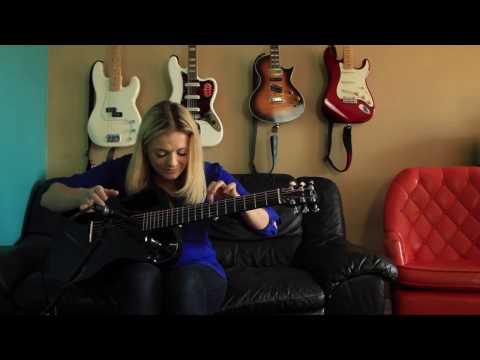 Camille Nelson: Journey Instruments OF660 Travel Guitar Review