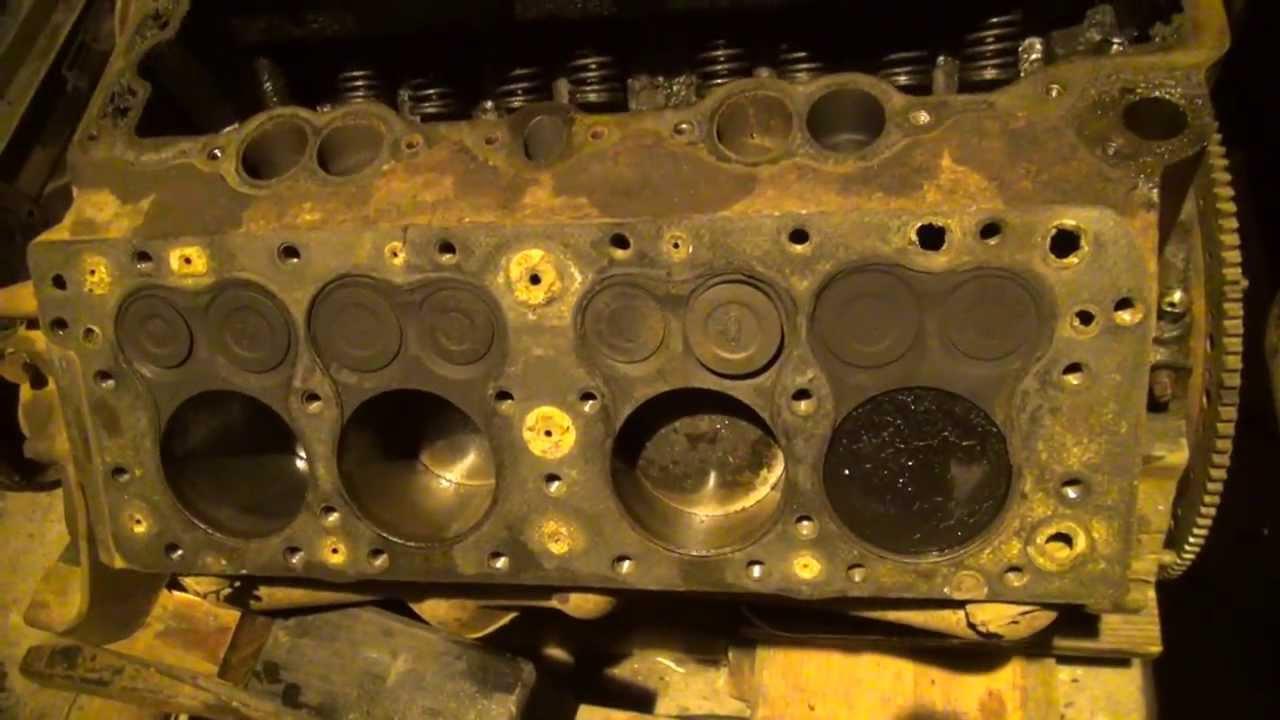 #919 1949-51 Lincoln 337ci flathead v-8 motor rebuild for race car hotrod  project