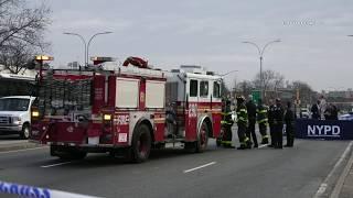 Pedestrian Killed by Van, East New York