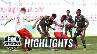 Fc koln blow two-goal lead at home against fsv mainz 05   2020 bundesliga highlights