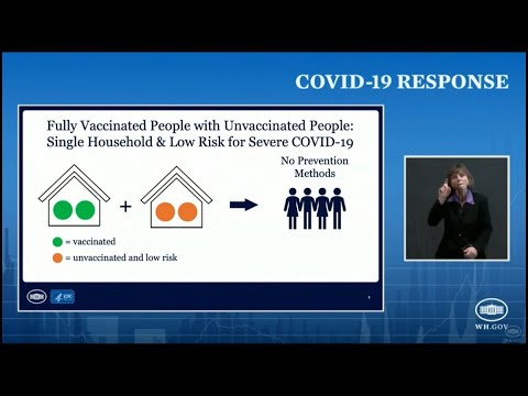 CDC Drops Some Outdoor Mask Advice for Vaccinated People ...