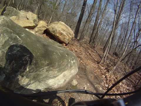 Mountain Biking Mt. Penn Reading Pa