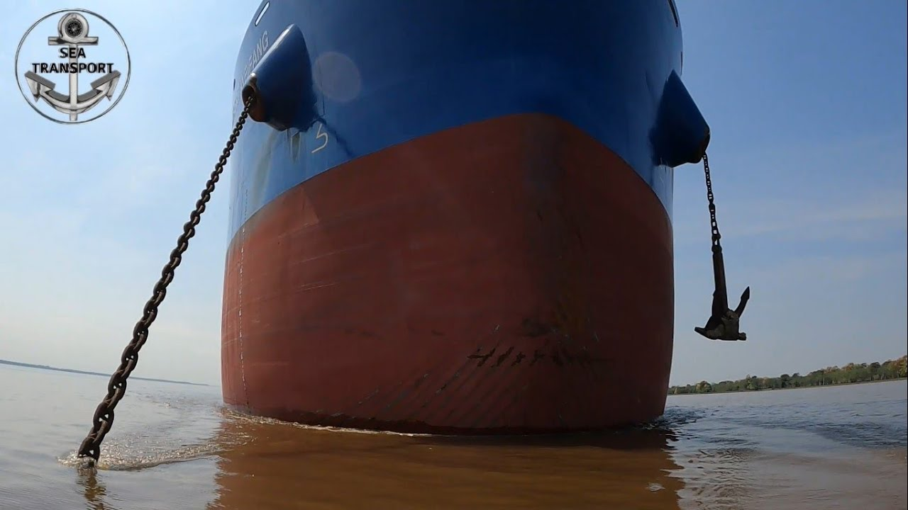 Download STUNNING BULKCARRIERS IN CLOSE UP, AMAZON RIVER SHIPSPOTTING #176