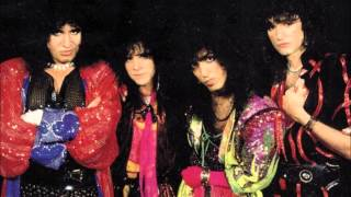 KISS - Secretly Cruel 1985 - Asylum Demo