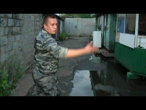 Столичная полиция начала проверку нелегальной продуктовой базы в Выхино.