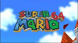 Super Mario Odyssey Game Trailer SM64 Edition