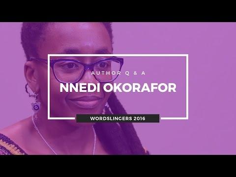 Wordslingers 2016: Q & A with Nnedi Okorafor