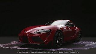 Toyota USA『GR Supra』Promotional Video 2019- こちらはアメリカ仕様...