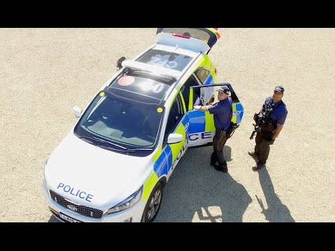 Police ARV Vehicle - SWAT - Trojan ARMED RESPONSE VEHICLE HOLLYWOOD