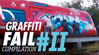 Graffiti Fail Compilation Part 2 (Official Version) | By @Daos243 |