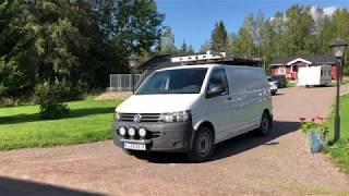 Köp Skåpbil VW Transporter på Klaravik