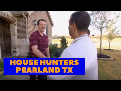 House Hunters Houston Pearland New Homes