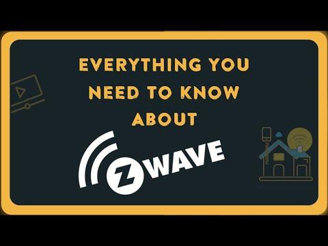 Z-wave (Wireless communication Protocol) - IFN661