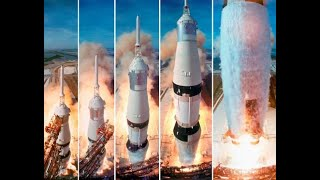 🟦 We Have a Lift-off - Apollo 11
