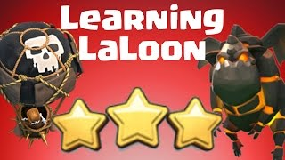 Clash of Clans - Learning LaLoon #1