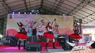 Kawaii Metal Bali 1st Bunkasai - Doki Doki Morning BABYMETAL & Enamel SID