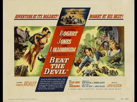 """""""Beat The Devil"""" BMW Short Film (Directed by John Huston) (1953) 