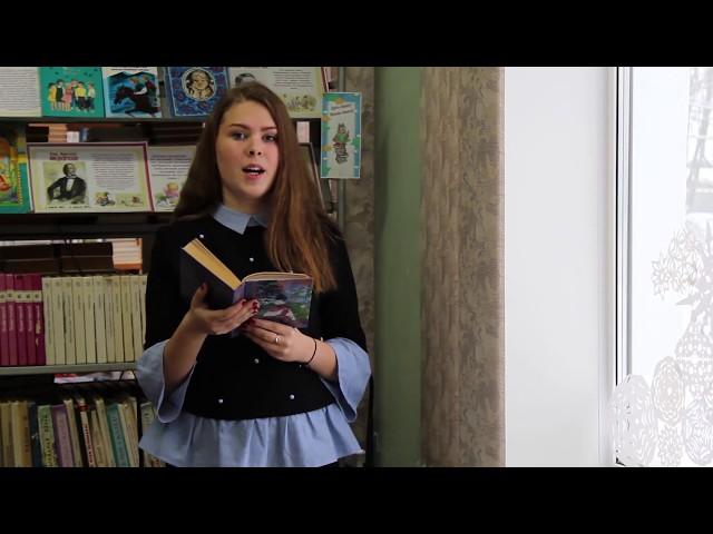 Изображение предпросмотра прочтения – ЗлатаЦветкова читает произведение «Мне нравится, что Вы больны не мной...» М.И.Цветаевой