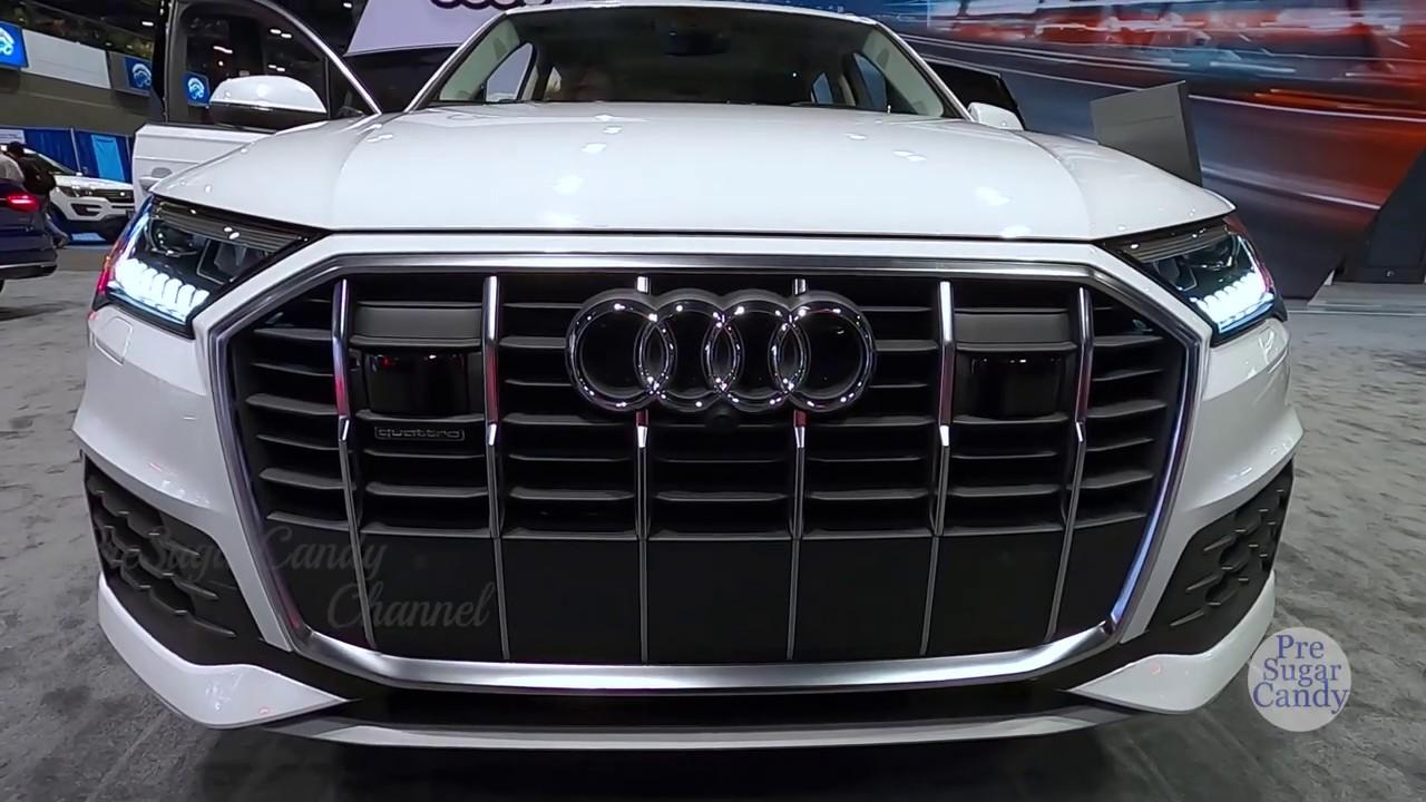 2020 Audi Q7 - Exterior and Interior Walkaround - 2020 ...