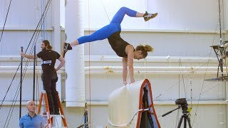 Meet the Artists! Behind The Scenes At The Cirque du Soleil CORTEO Show