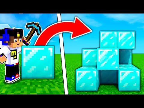 Майнкрафт но Размножаешь Каждый БЛОК на КОТОРЫЙ СМОТРИШЬ в Майнкрафте Троллинг Ловушка Minecraft