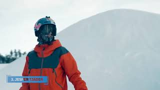 TOP5 Skiers of 2018 | Tom Wallisch, Andri Ragettli, Jesper Tjäder, Bobby Brown, Candide Thovex