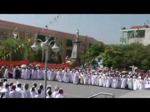 Tân Giám mục Thái Bình Phê rô Nguyễn Văn Đệ nhậm chức Giám mục Chính tòa