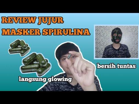 manfaat-greenmask-spirulina-(review-+-tutorial-masker-spirulina)