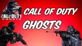 CE JEU FANTOME.... (Call Of Duty Ghosts)