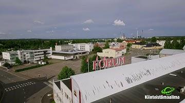 Alue-esittelyssä Taulumäki, Varkaus