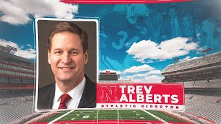 Introductory Press Conference | Trev Alberts, Athletic Director