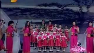谭维维(Sitar Tan) & 张亚飞 我的祖国