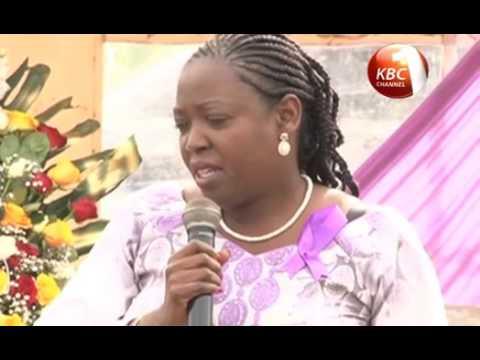 Lawyer Willie Kimani laid to rest