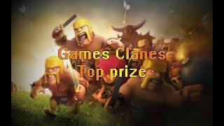 Games Clanes - FULL 50K. Clash of clans