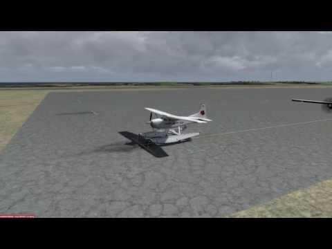 Canadian Xpress January 13th VFRiday - Bahamas P3Dv3.4