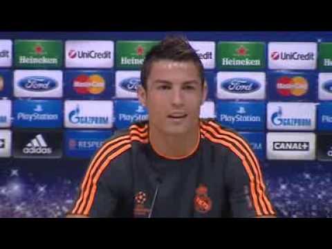 """C. Ronaldo: """"Me siento querido por la gente en Madrid y fuera de Madrid"""""""