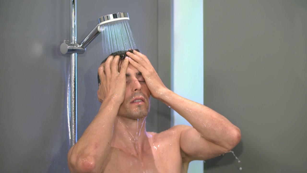 Hansgrohe Crometta Vario Shower Set Youtube