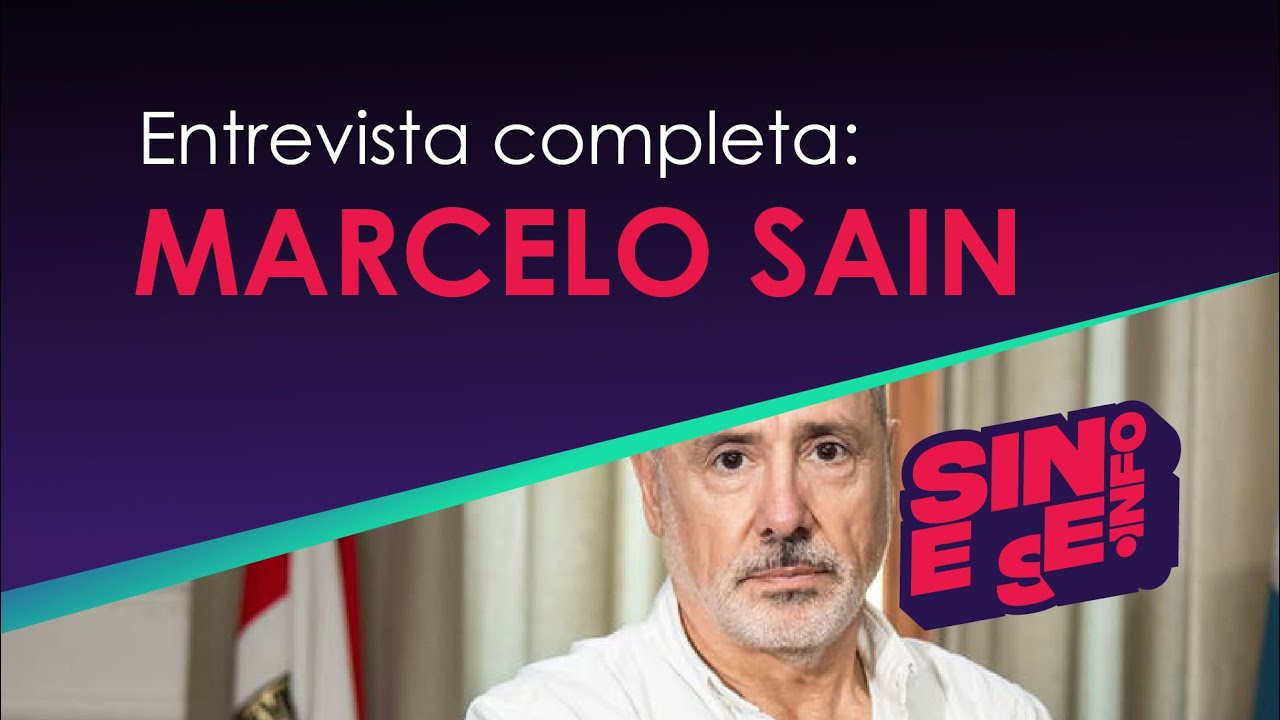 SINESE Info: Entrevista a Marcelo Sain