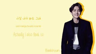 Gambar cover Baekhyun (백현) & Suzy (수지) - Dream Lyrics (Color-Coded Han/Rom/Eng)