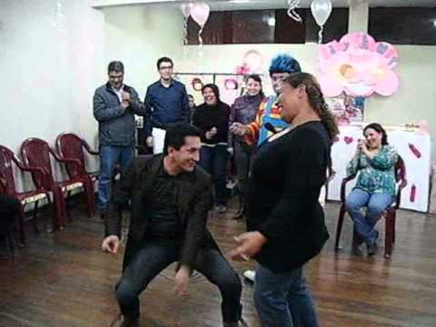 153083406 ANIMACION BABY SHOWER 2013 CON HORA LOCA - YouTube