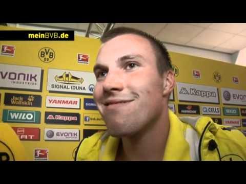 BVB - HSV: Interview mit Kevin Großkreutz
