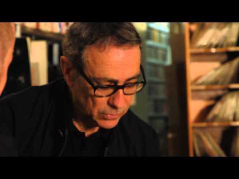 Radio Vinyle #09 avec Alain Chamfort au micro d'Oliver Daudé.