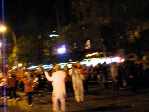 NYC Halloween Parade.avi
