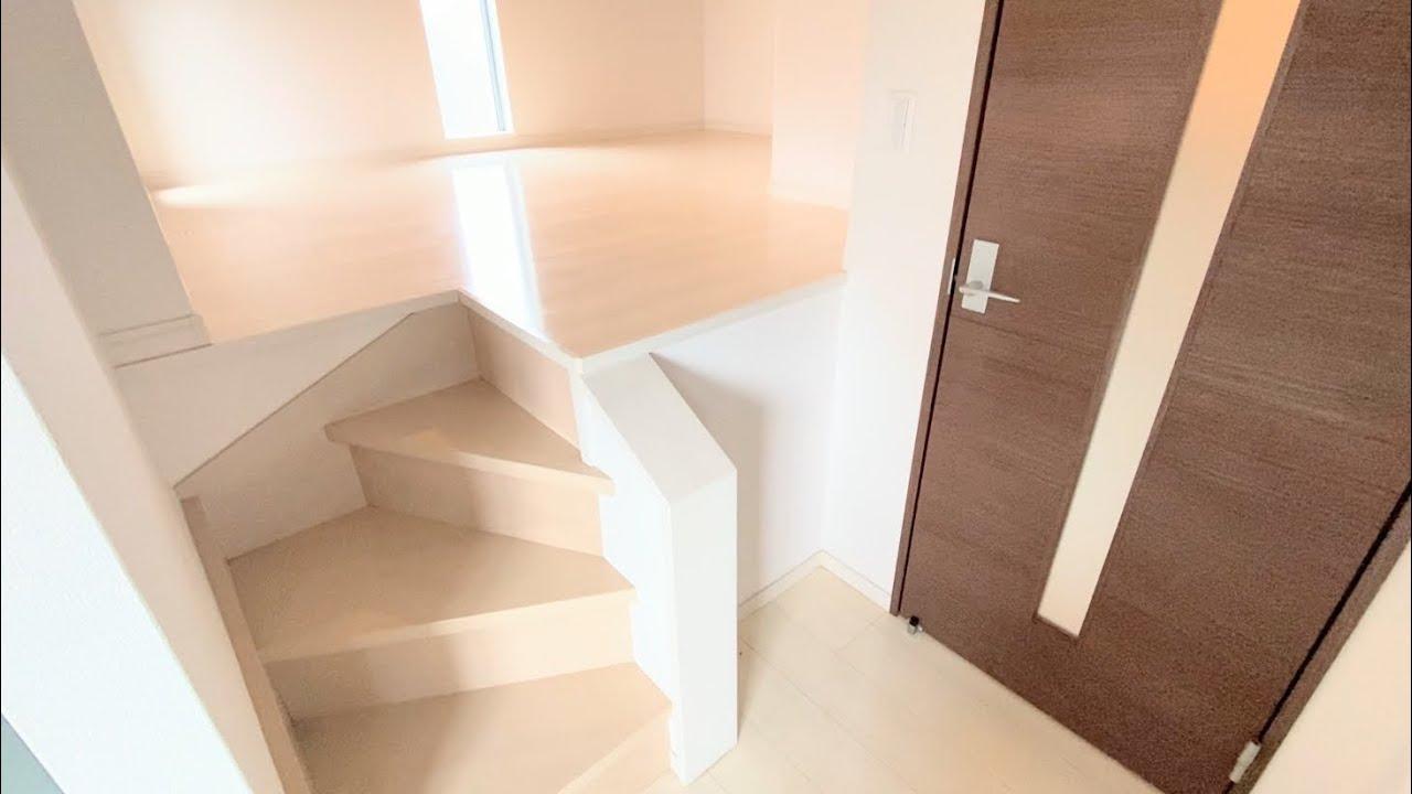 室内階段5つにロフト2つの2LDK【秘密基地のような賃貸のお部屋】