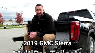 2019 GMC Sierra MultiPro Tailgate Review - Shearer Chevrolet Buick GMC Cadillac