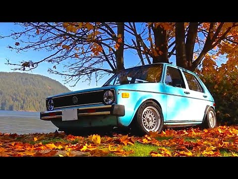 Is A 40 HP VW Mk1 Golf Diesel Even Fun To Drive?!