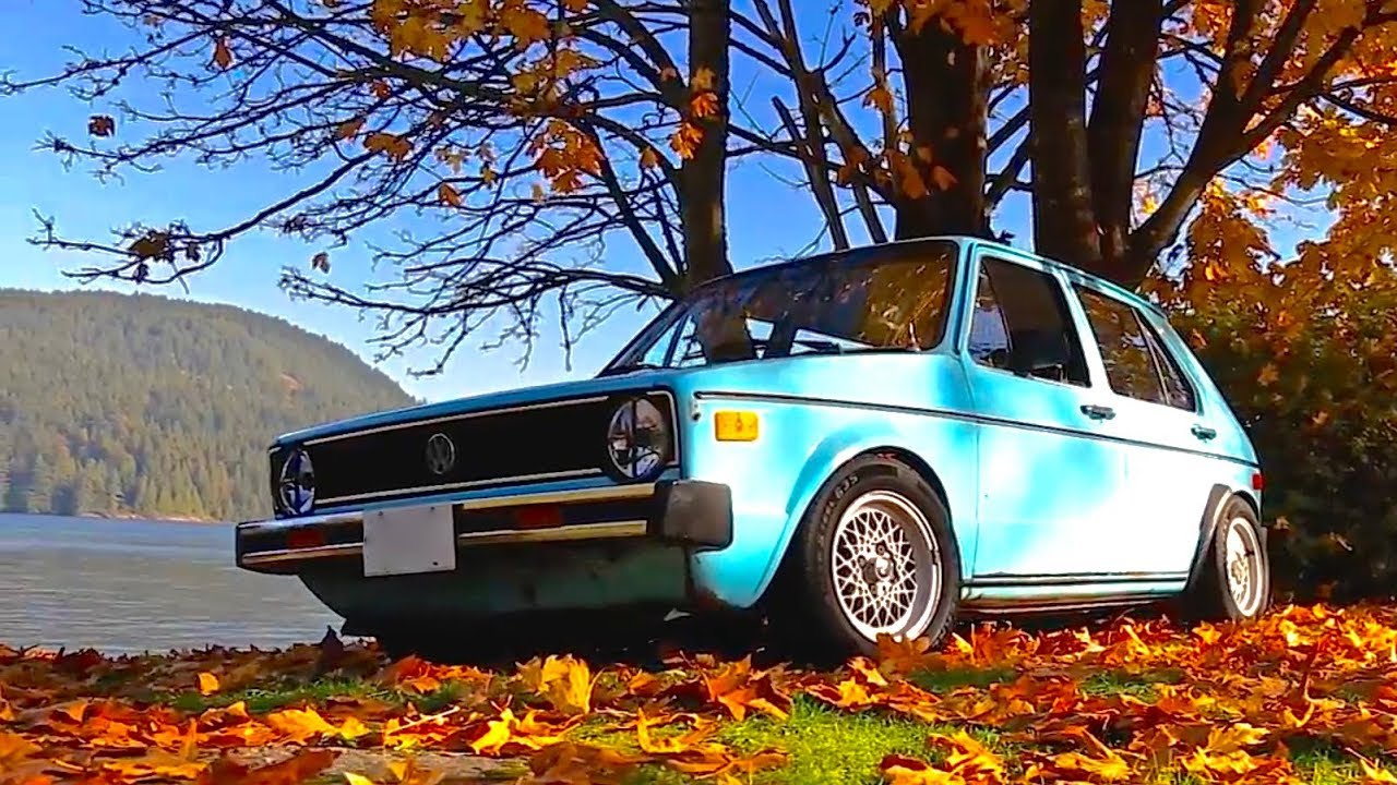 is a 40 hp vw mk1 golf diesel even fun to drive youtube. Black Bedroom Furniture Sets. Home Design Ideas