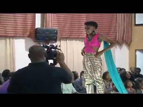 Grenada Next Top Model 2015| Evening wear